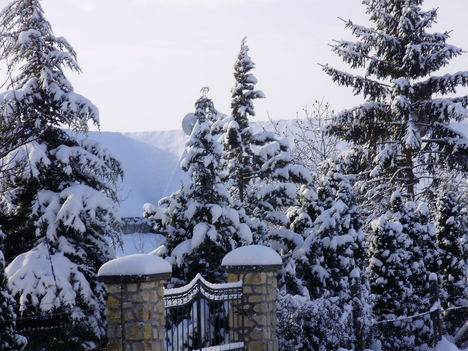 téli képek 8 Sümeg