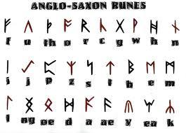 angolszász runák vagyis rovások