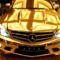 arany Mercedes 8