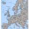 Európa áttekintő térkép
