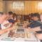 Gönyű - Egyetem megyei I. oszt. sakkmérkőzés (2,5-7,5) 15