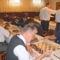 Gönyű - Egyetem megyei I. oszt. sakkmérkőzés (2,5-7,5) 7