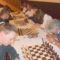 Gönyű - Egyetem megyei I. oszt. sakkmérkőzés (2,5-7,5) 8