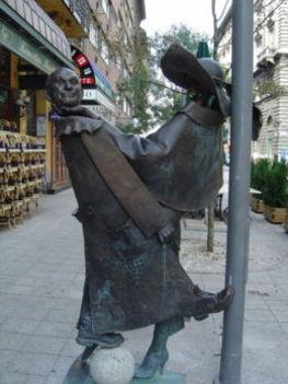 Hofi szobor