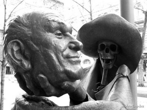 Hofi szobor -részlet