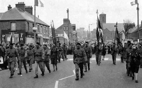IRA hadserege...