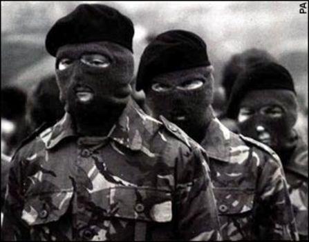 IRA terroristák?
