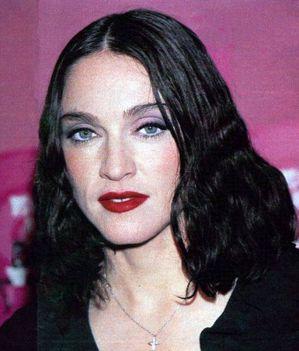 Madonna, a dark
