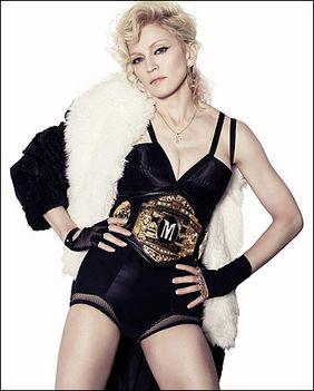 Madonna, a hard candy