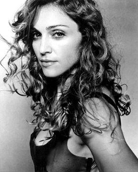 Madonna, a visszafogott