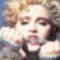 Madonna láncra verve
