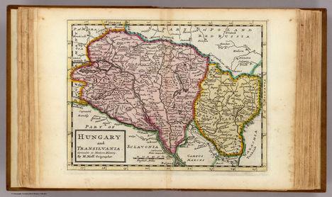 Nagy Magyarország térkép
