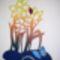színátmenetes nárciszok