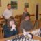ÁCSI KINIZSI-GÖNYŰ (8-2) Barátságos sakkmérkőzés 16