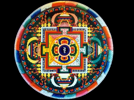 Mandala PancaLokesho