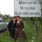 Marikával Nyárádszereda határánál