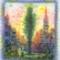 Gross_Amszterdam színezett rézkarc