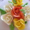 Marcipán rózsa