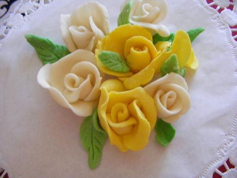 Rózsa csokrom
