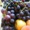 Piros szőlő almával3