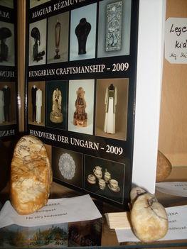 2009 kézműves kiállítás