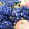 Alma és szőlő