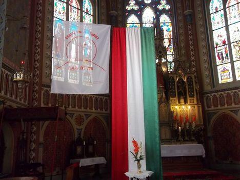 Szent István király ünnepén