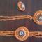 Szines koves narancssarga szett-20111003302