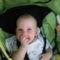 Viktória Csilla 6 hónapos. 1