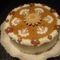 Mézeskalács torta