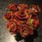 Levél rózsa