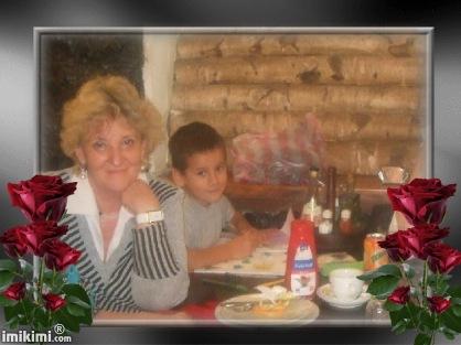 az unokámmal