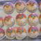 Télapó muffinok