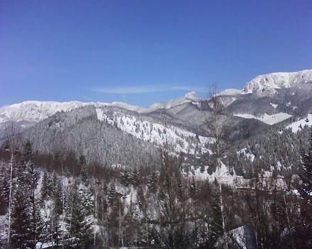 Hagymas-hegyseg az Egyeskovel(1608 m).A foldtortenet kozepkoraban tengeri uledekekbolkialakult meszko szirtek gyonyoru hegyvonulata.Szekelyfold egyetlen Nemzeti Parkja.