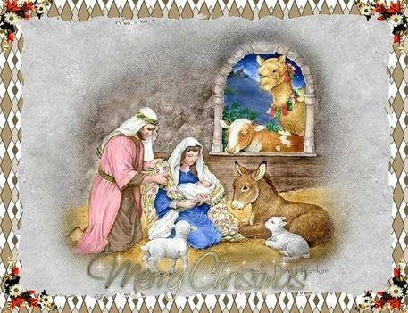 Áldott Békés Boldog Karácsonyt.