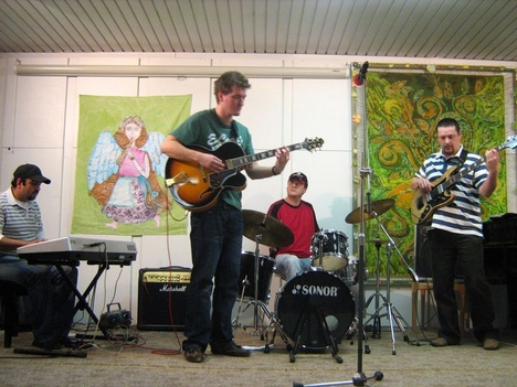 Skupina Jazz Sound