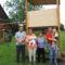 Svájcban élő idősebb fiam Tibor a családjával