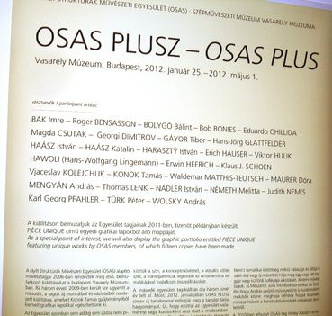 OSAS ++ 64
