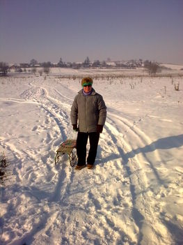 Téli sport, havasi táj 4