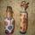 zsinóros üvegeim, az afrikai képes, valódi rafiával készült és szalmakalappal , amit vettem a boltban