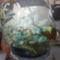 vízalatti kép kék hallal