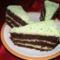 kókuszos torta szelet