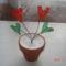 Szívecske virág