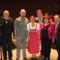 A Tv munkatársai-Cilike-Kiss Laci-Skorutyák Veronika az Újvidéki Rádió zenei szerk. és Johan János