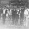 Barátaimmal 1970-ben Soroksáron