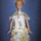 Horgolt Barbie ruha