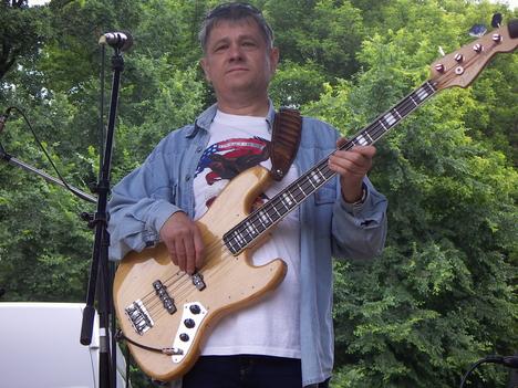 The bassman