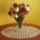 Horgolt tulipánok