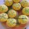 Csokis-citromos muffin