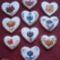 Festett szívek